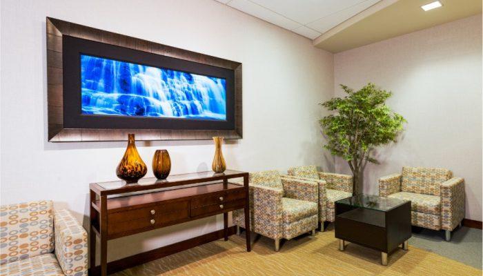 Aesthetica Reception Area
